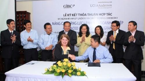 Nâng cao năng lực lãnh đạo doanh nghiệp Việt