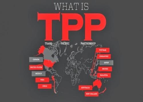 Trung Quốc hưởng lợi TPP thay Việt Nam: Vá thêm lỗ hổng!