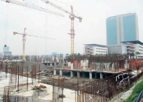 Thiệt hàng tỷ đồng vì dự án chậm tiến độ