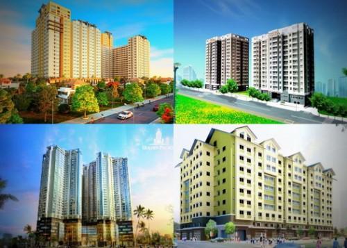 Lượng căn hộ chào bán tại TP.HCM tăng đột biến