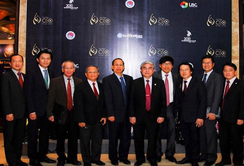Vietnam CEO Forum 2014 - Ông Phạm Phú Ngọc Trai
