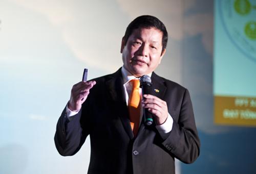 Chủ tịch FPT: 'Càng thay đổi, càng nhiều cơ hội mới'