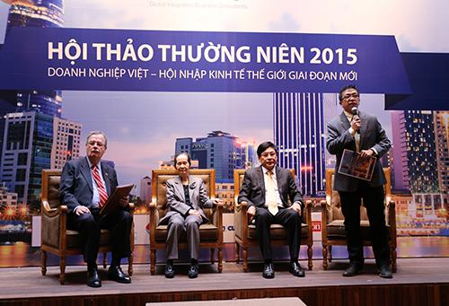 Doanh nghiệp Việt Nam trong hội nhập kinh tế thế giới