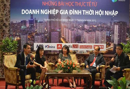 """Công ty gia đình Việt liệu có thoát """"lời nguyền"""" để trường tồn?"""