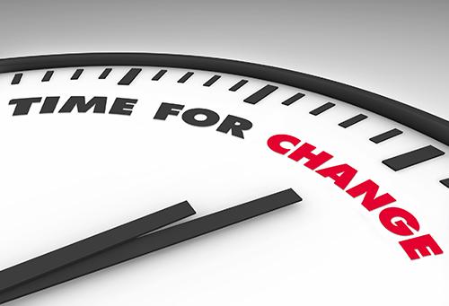 """Hãy thay đổi lúc """"thể trạng"""" đang tốt"""