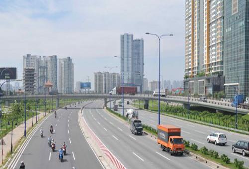 """""""Nhìn"""" hạ tầng đầu tư bất động sản"""