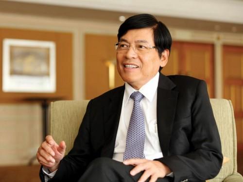 Chủ tịch GIBC Phạm Phú Ngọc Trai: Người làm thuê số 1 đi khởi nghiệp