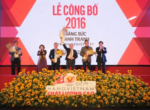 Cảm nhận về lễ kỷ niệm 20 năm hoạt động của chương trình Hàng Việt Nam Chất Lượng Cao