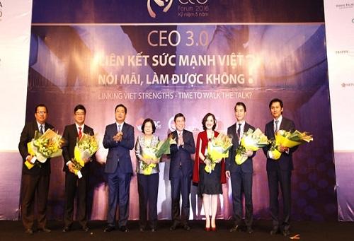 CEO Việt vì sự phồn thịnh của đất nước