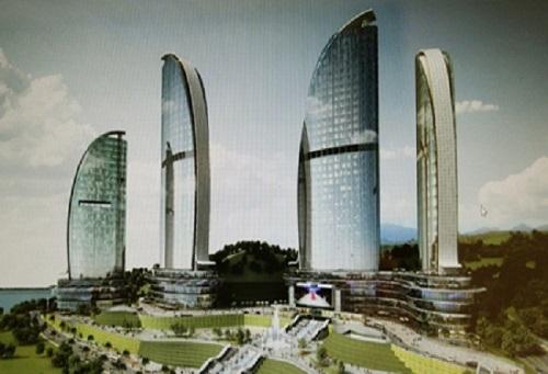 Ông chủ casino Hạ Long xây khu khách sạn 1.800 phòng tại Bãi Cháy