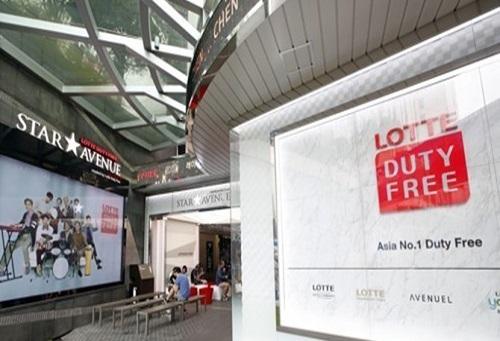 Ngành du lịch thăng hoa, Lotte mở thêm cửa hàng miễn thuế tại Việt Nam