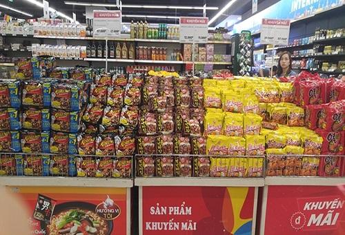 Hàng Việt ngày càng 'teo tóp' trong các đại siêu thị