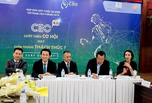 CEO 4.0: 'Lướt trên cơ hội hay chìm trong thách thức?'