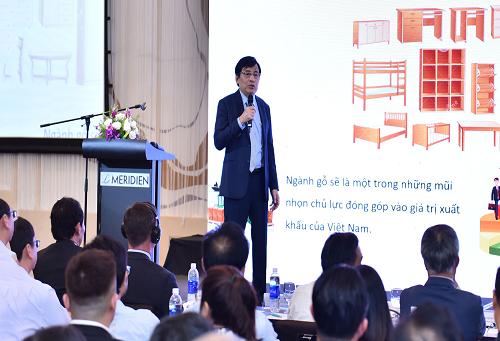 """Những cơ hội lớn để biến Việt Nam thành """"Trung tâm đồ nội thất thế giới"""""""