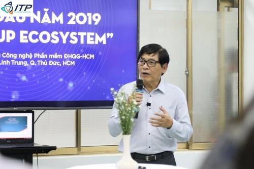 Ban lãnh đạo GIBC giao lưu với Khu Công nghệ Phần mềm ĐHQG-HCM (ITP)