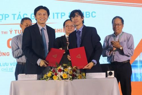 Ký kết hợp tác ITP và GIBC