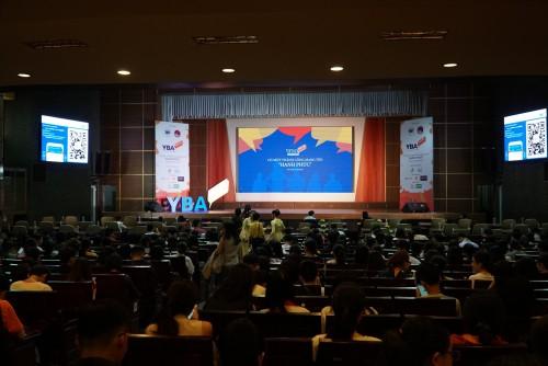 """YBA Talks ngày 24/05/2019: Có một thành công mang tên """"Hạnh Phúc"""""""