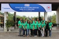 Chương trình Pepsico Việt Nam & Những người bạn chung tay vì cộng đồng