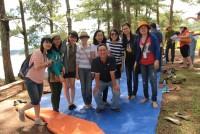 """Chương trình huấn luyện """"Kỹ Năng Lãnh Đạo"""" tại Đà Lạt 06/2013"""