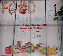 Suntory Pepsico Charity Event - Food & Accessories Fair 2014