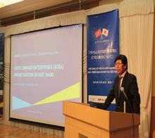 "Seminar ""Doing business in Vietnam - Opportunities & Experiences"""