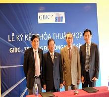 Lễ Ký Kết Hợp Tác Giữa GIBC - Trường Đại Học Công Nghệ Sài Gòn